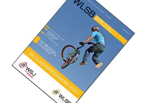WLSB-Bildungsprogramm 2021: Online-Anmeldung ab sofort möglich