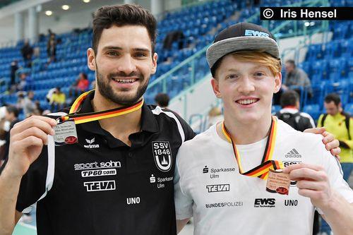 Deutsche Hallenmehrkampfmeisterschaften am 26./27. Januar 2019 in Halle/Saale