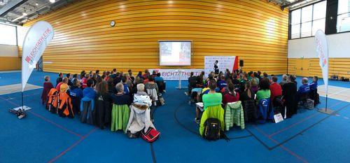 Teilnehmerrekord beim WLV Kongress Jugend & Förderung