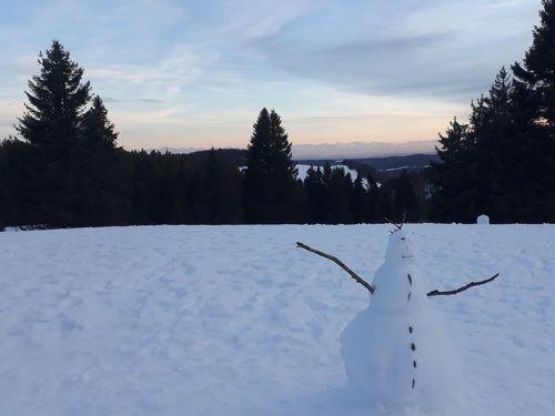 Kaderläufer trotzen widrigen Bedingungen am Herzogenhorn