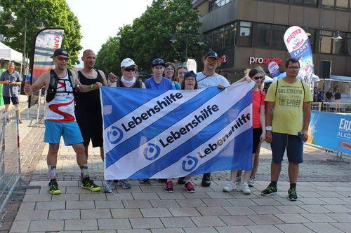 AOK Firmenlauf Balingen mit Strecke