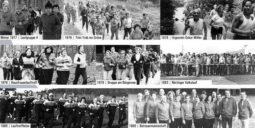 70 Jahre WLV – Die Laufbewegung