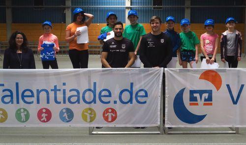Ulm startet die VR-Talentiade-Saison