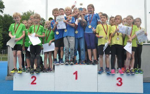 WLV Pokal Kinderleichtathletik in neuem Format