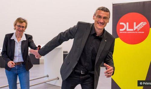 Jahrestagung der Deutschen Leichtathletik-Jugend (DLJ) in der Sportschule Ruit in Ostfildern
