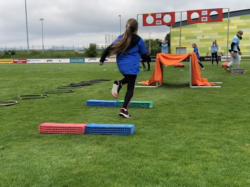 WLV Kinderleicht-Athletik VOR ORT überzeugt in Essingen
