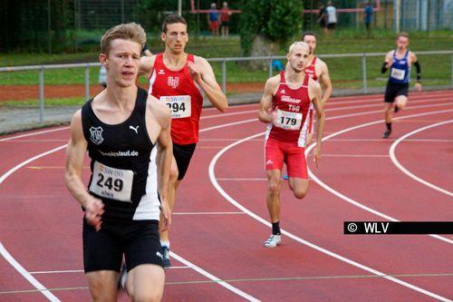 Abendsportfest der LG Neckar-Enz am 28. Juli 2021 in Besigheim