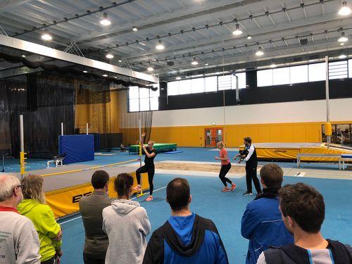 Hochkarätige Fortbildung: Der WLV Kongress Wettkampf & Leistung für lizenzierte Trainer/innen