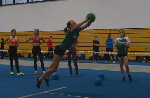 Talentsportfest unter Corona-Bedingungen