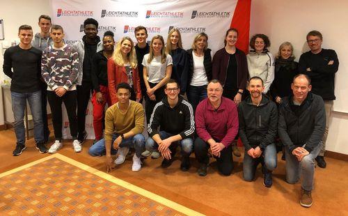 Auftaktveranstaltung zum World Class Potential Programm 2019