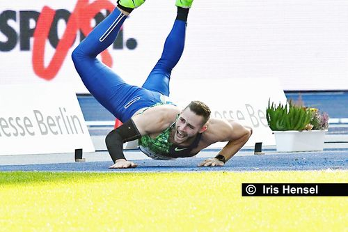 ISTAF Berlin, 13. September 2020