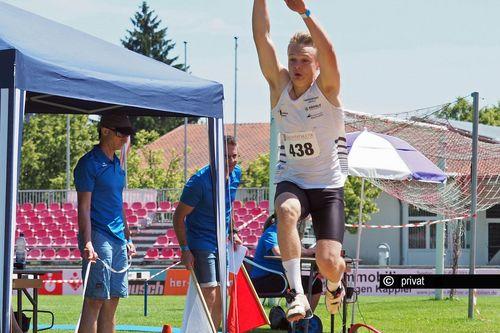 Baden-Württembergische Jugendmehrkampfmeisterschaften in Weingarten, 3./4. Juli 2021