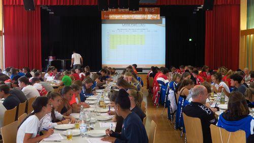 WLV-U16 unterliegt Hessen um Haaresbreite