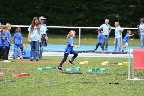 WLV Adventskalender Tag 14: 10 Jahre WLV Kinderleicht-Athletik VOR ORT