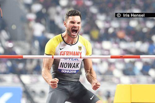 Leichtathletik-Weltmeisterschaften in Doha (Qatar), 27.09. - 06.10.2019