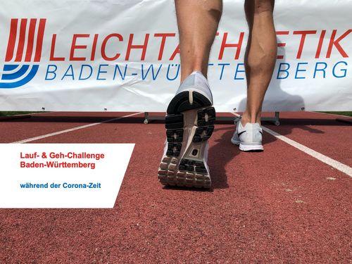 Lauf- & Geh-Challenge Baden-Württemberg
