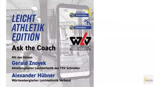 WLV bei Ask the Coach