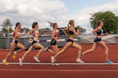 Offenes Stützpunkt-Training Lauf