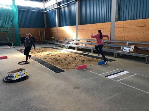 Lehrerfortbildung zu den Bundesjugendspielen in Ulm