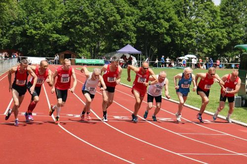 Baden-Württ. Seniorenmeisterschaften am 25./26. Mai 2019 in Helmsheim