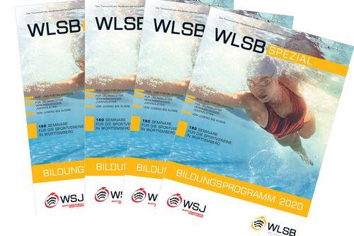 Das neue Bildungsprogramm des WLSB ist da