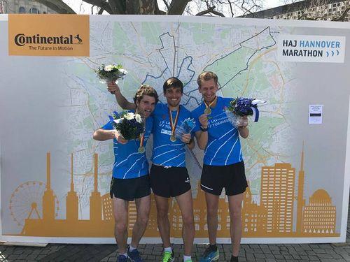Erfolgreiches Abschneiden bei den Deutschen Halbmarathonmeisterschaften in Hannover