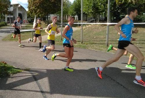 Siegerteams des WLV Team-Lauf-Cups 2018 haben auch beim abschließenden 10km-Teamlauf die Nase vorn
