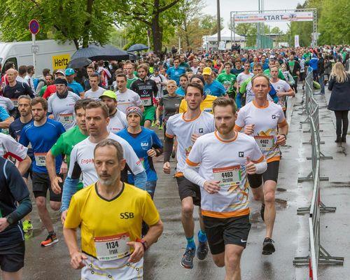 Firmenlauf Stuttgart: Teilnehmerlimit naht