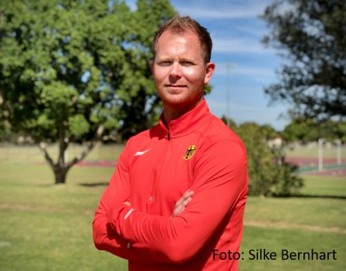 Christopher Hallmann zum Zehnkampf-Bundestrainer ernannt