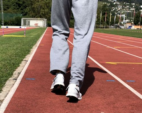 WLV-Sommer-Fortbildung zur Verbesserung des Laufstils