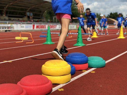 WLV Kinderleicht-Athletik VOR ORT – Tour 2019 so groß wie noch nie