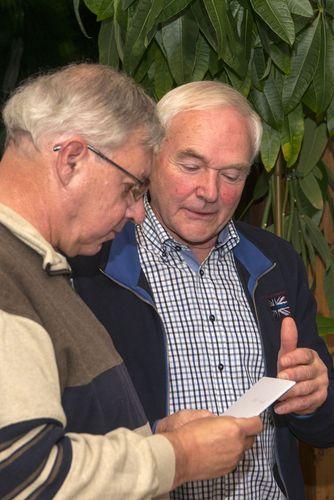 Kreistag der Leichtathleten in Oberndorf - Dieter Franke verabschiedet