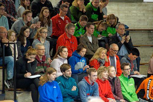 WLV Nikolauslehrgang Kinder&Entwicklung am 8. Dezember 2018 in Schwäbisch Gmünd