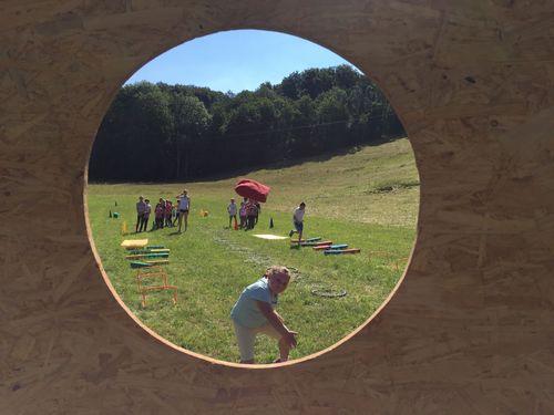 WLV Kinderleicht-Athletik VOR ORT zu Gast beim Talenttag in Lenningen