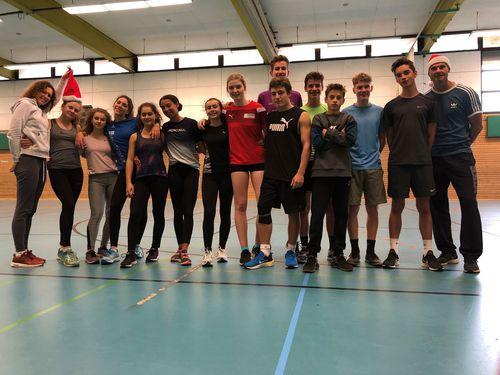 Sportbegabtenklasse 2019/20: Info-Veranstaltung am 14. Januar am Otto-Hahn-Gymnasium Ludwigsburg