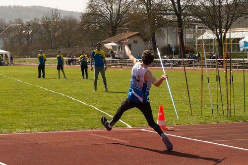Das Stadion der LG Weissacher Tal – ein gutes Pflaster für Höchstleistungen