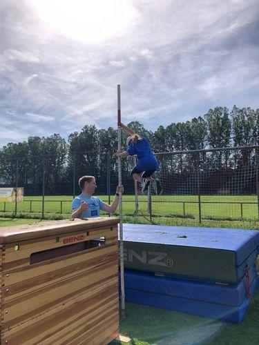 WLV Kinderleicht-Athletik VOR ORT: 140 begeisterte Kinder in Oberrot