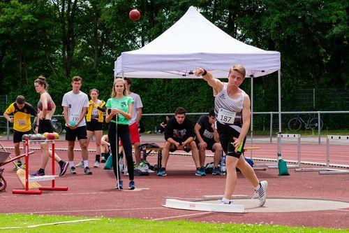 Neuer Stabhochsprung Weltrekord in Waiblingen aufgestellt