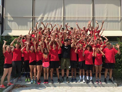 U16-Schülercamp in Steinbach