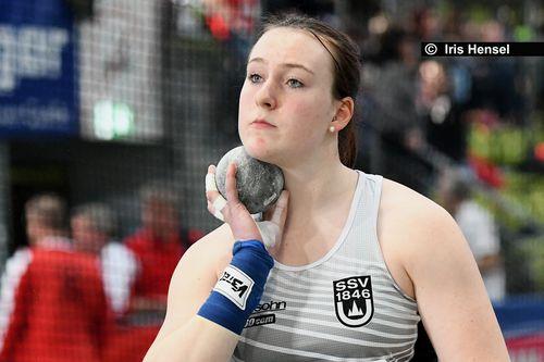 Deutsche Jugendhallenmeisterschaften am 23./24. Februar 2019 in Sindelfingen