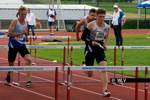 Baden-Württ. Jugendmeisterschaften U20/U18 in Langensteinbach, 10./11. Juli 2021