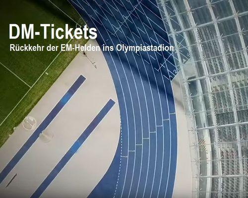 Tickets für DM in Berlin