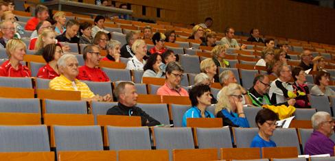 WLV Kongress Gesundheit und Bewegung